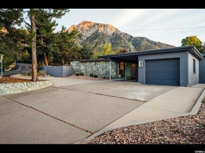 Salt Lake City Single Family Home For Sale: 3688 Apollo Dr