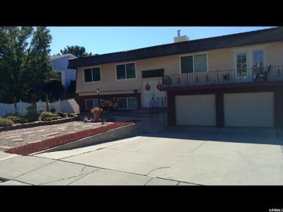 Sandy Single Family Home For Sale: 9304 S Peach Blossom Dr E