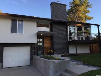 Sandy Single Family Home For Sale: 2336 E Treasure Mountain Cir