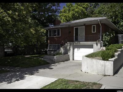 Salt Lake City Multi Family Home For Sale: 1319 E Westminster Ave S