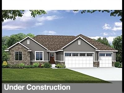 Saratoga Springs Single Family Home For Sale: 697 W Bono Blvd #612