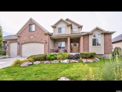 Lehi Single Family Home For Sale: 1328 E 3240 N