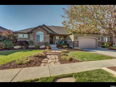Lehi Single Family Home For Sale: 2037 W Colony Pointe Dr N