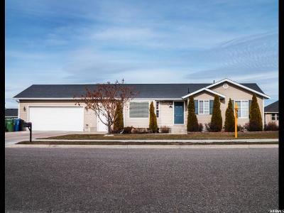 Smithfield Single Family Home For Sale: 73 E 520 N