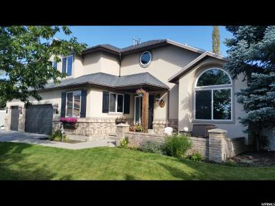 Sandy Single Family Home For Sale: 11518 S Colchester Dr