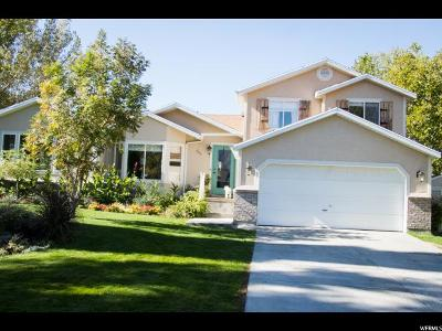 Stansbury Park Single Family Home For Sale: 605 Country Clb