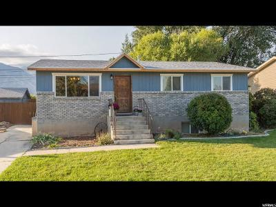 Spanish Fork Single Family Home For Sale: 1332 E 600 S