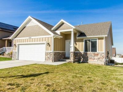 West Valley City Single Family Home For Sale: 6158 W S Stillridge Dr S