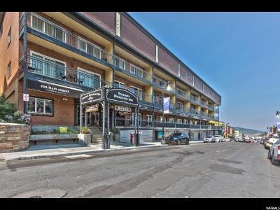 Park City Condo For Sale: 250 Park Ave #B36