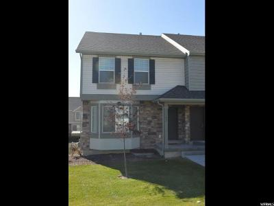 Provo Townhouse For Sale: 1143 N Independence Ave