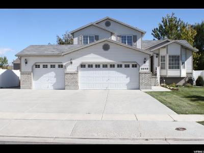 Magna Single Family Home For Sale: 2845 S Olive Brook Cir