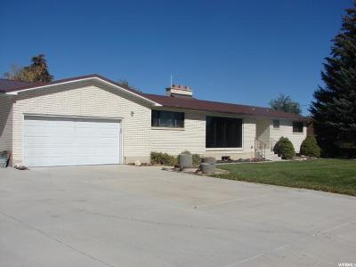 Huntington UT Single Family Home For Sale: $189,000