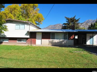Lindon Single Family Home For Sale: 351 E 400 N