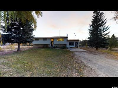 Preston Single Family Home For Sale: 4167 E Riverdale Rd