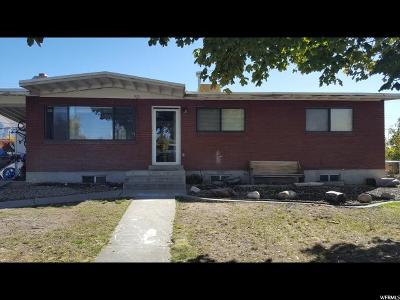 Orem Single Family Home For Sale: 99 S Sage Dr