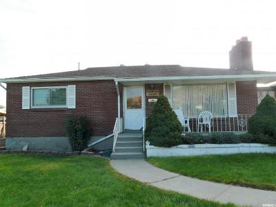 Magna Single Family Home For Sale: 3429 S Rulon St W
