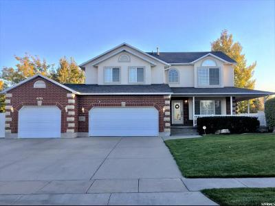 South Jordan UT Single Family Home For Sale: $450,000