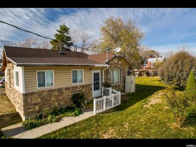 Brigham City Single Family Home For Sale: 782 S Main St