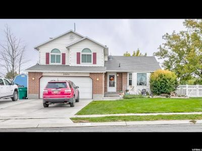 Riverton Single Family Home For Sale: 2685 W Oquirrh View Dr