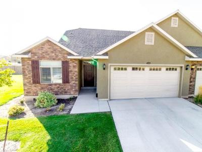 Lindon Single Family Home For Sale: 433 N 1670 W