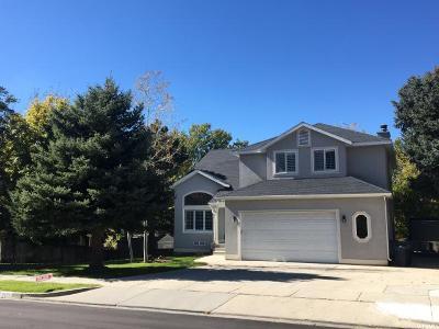 Sandy Single Family Home For Sale: 9660 S Altamont Dr E
