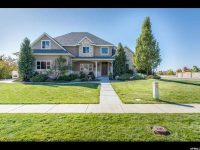 American Fork Single Family Home For Sale: 1275 N 1190 E