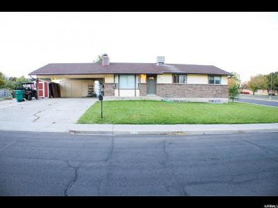 Orem Single Family Home For Sale: 216 E 600 N