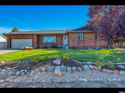 Payson Single Family Home For Sale: 587 S 300 E