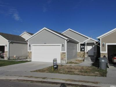 Grantsville Single Family Home For Sale: 381 S Utah Dr W