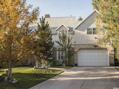 Orem Single Family Home For Sale: 196 W Lakewood Dr S