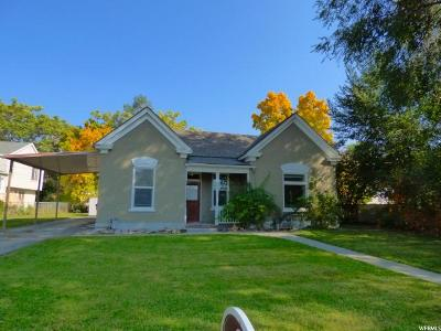 Provo Single Family Home For Sale: 74 N 1000 W