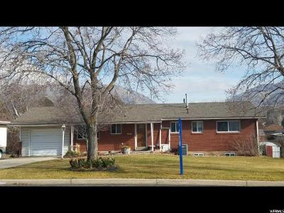 Brigham City UT Single Family Home For Sale: $218,000
