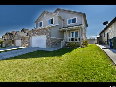 West Valley City Single Family Home For Sale: 6349 W City Vistas Way S