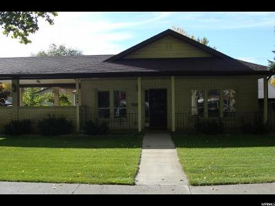 Spanish Fork Single Family Home For Sale: 244 S Main St W