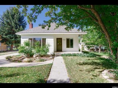 Springville Single Family Home For Sale: 710 S 200 E