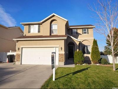 Stansbury Park Single Family Home For Sale: 5441 Ardennes Way