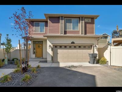 American Fork Single Family Home For Sale: 376 S 780 E