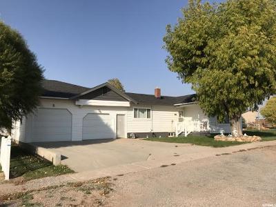Single Family Home For Sale: 355 E Center