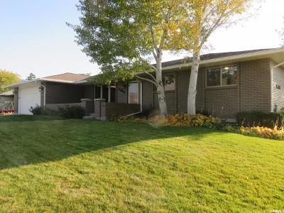 Sandy Single Family Home For Sale: 1466 E Budding Cir S