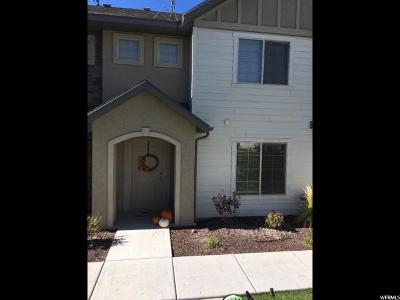 Spanish Fork Townhouse For Sale: 1226 N Cattail Dr E