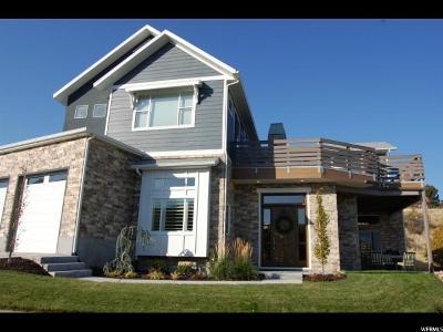 Sandy Single Family Home For Sale: 8002 S Oakwood Vista Cv