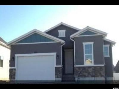 Stansbury Park Single Family Home For Sale: 6859 N Decker Dr