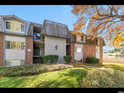 Provo Condo For Sale: 1635 N Woodland Dr