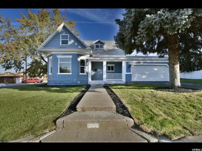 Sandy Single Family Home For Sale: 47 E Main St S