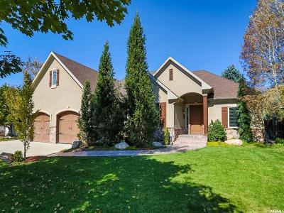 Salt Lake City Single Family Home For Sale: 2141 E 1700 S