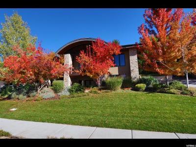 Salt Lake City Single Family Home For Sale: 1375 S Ambassador E