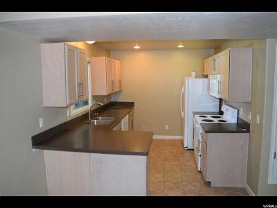 Orem Condo For Sale: 661 W 1870 N
