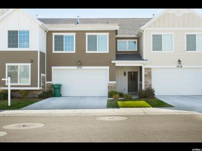 Riverton Townhouse For Sale: 1931 W Park Heights Dr S