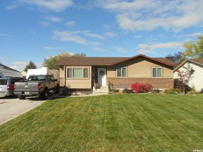 Brigham City Single Family Home For Sale: 530 S 500 W