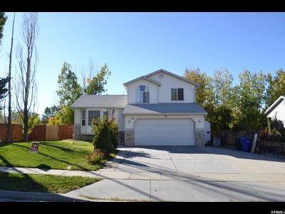 Tooele Single Family Home For Sale: 1115 N 550 E